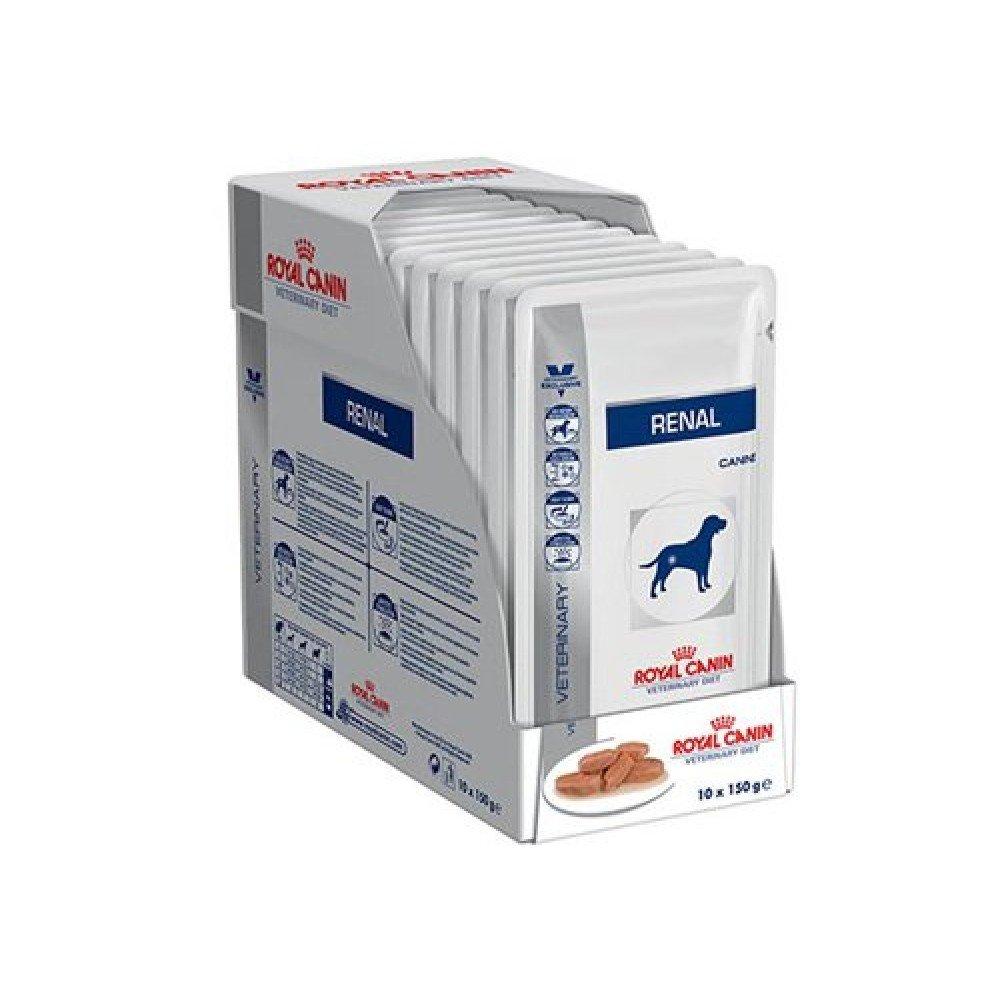ROYAL CANIN Renal Cig Comida para Perros - Paquete de 10 x 150 gr - Total: 1500 gr: Amazon.es: Productos para mascotas