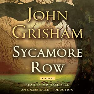 Sycamore Row | Livre audio