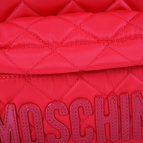 MOSCHINO FEMME B760882012115 ROUGE POLYAMIDE SAC À DOS