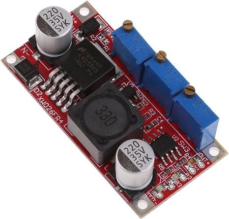 Modulo Step-Down LM2596HV Convertitore Buck Regolabile CC-CC