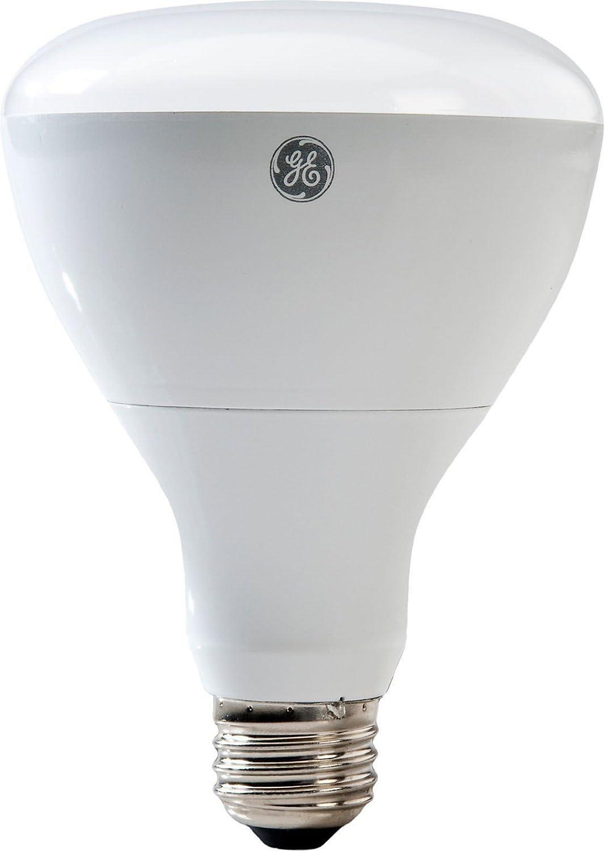 GE Lighting 89936 LED 10-watt 700-Lumen Dimmable R30 Indoor Floodlight with Medium Base, Soft White