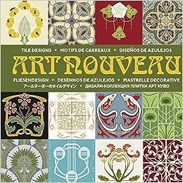 Latest Collection Of Art Nouveau Decorative Tile Tiles Architectural & Garden