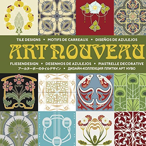 Download Art Nouveau Tiles + CD Rom pdf epub