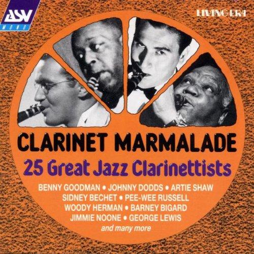 25 Great Jazz Clarinettists -