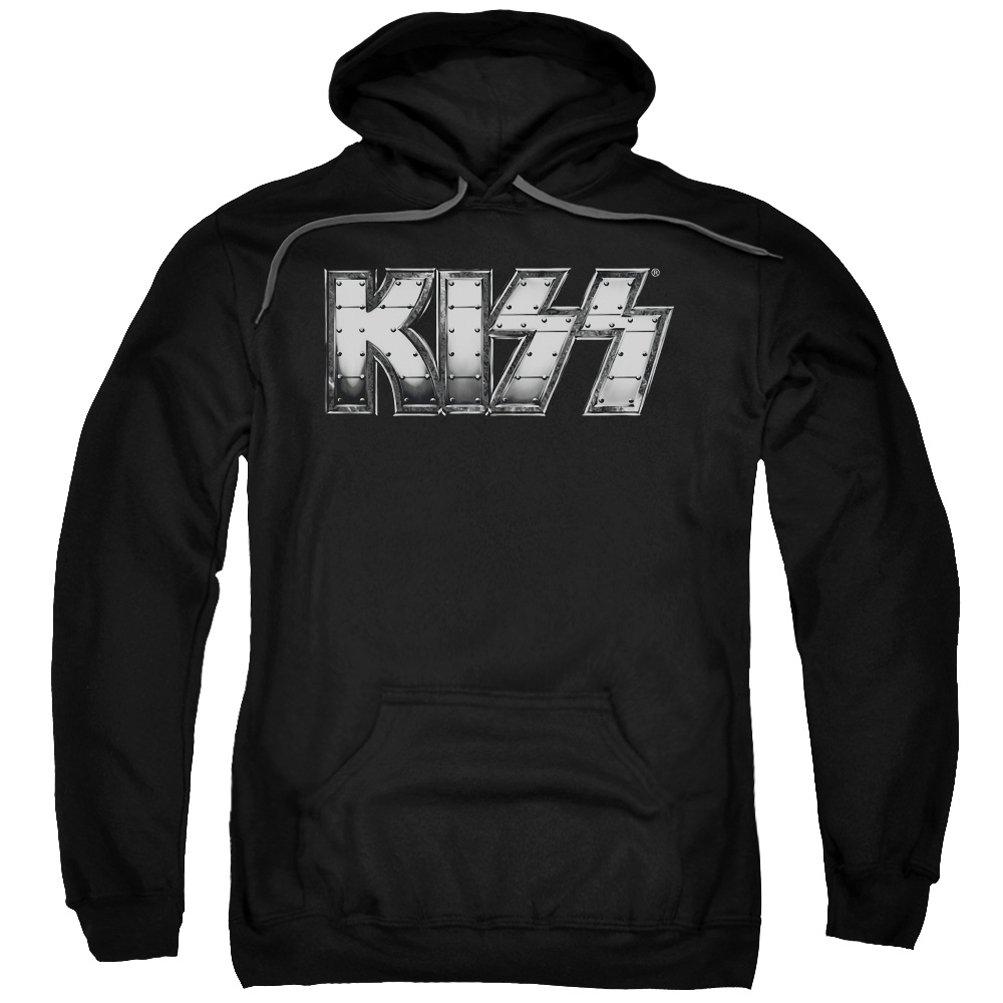 A E Designs Kiss Heavy Metal Logo Hoody Shirts