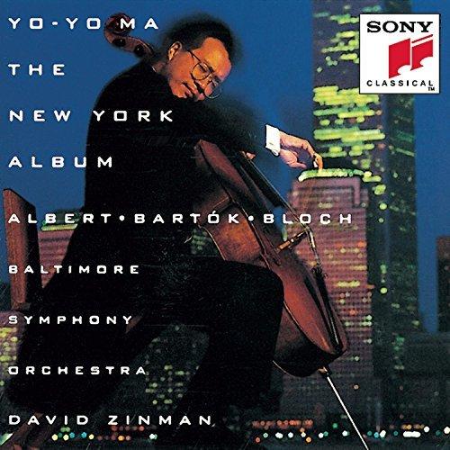 The New York Album by Yo Yo Ma (2006-07-29)