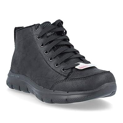Skechers Flex Appeal 2.0-Warm Wishes- Zapatilla Casual Invierno para Mujer: Amazon.es: Zapatos y complementos