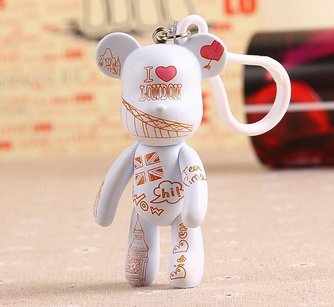 Amazon.com: ebuyingcity oso de dibujos animados POPOBE Color ...
