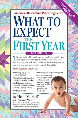 What to Expect the First Year (Best Tips For Early Pregnancy)