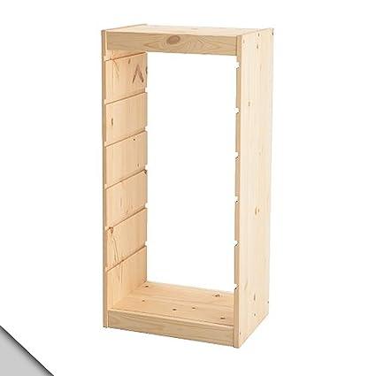 IKEA   TROFAST Children Storage Frame (B), Pine