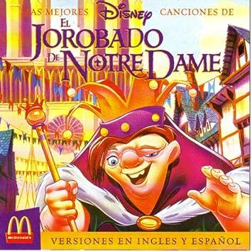 e98ceb1e0 Various - Las Mejores Disney Canciones De El Jorobado De Notre Dame -  Amazon.com Music