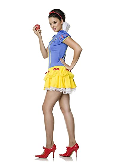 Not sexy adult halloween costumes snow white