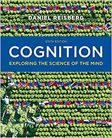 cognition daniel reisberg 6th edition pdf
