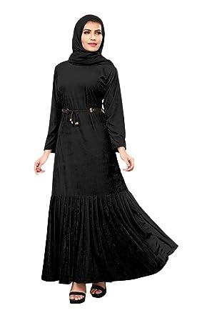 8d16abb8ae Romest Star Women's Velvet Kurti: Amazon.in: Clothing & Accessories