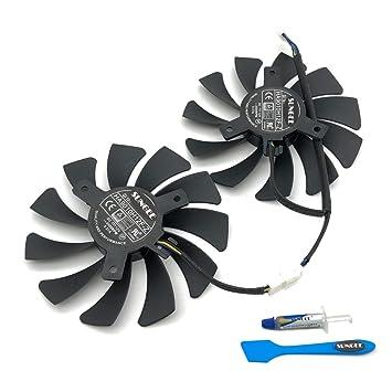 Amazon.com: ha9010h12 °F-z tarjeta gráfica ventilador de ...