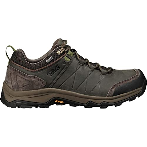 d310e3e6a7b94d Image Unavailable. Image not available for. Color  Teva Arrowood Riva  Waterproof Boot - Men s Hiking Black Olive