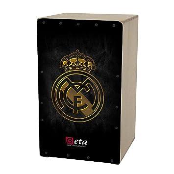 Real Madrid - Caja de percusión personalizada 100%