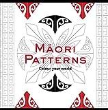 Maori Patterns: Colouring Book (Colouring in Books)