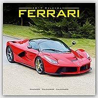 Ferrari Calendar- Calendars 2016 - 2017 Wall Calendars - Car Calendar - Automobile Calendar - Ferrari 16 Month Wall Calendar by Avonside