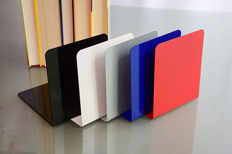 Maul 3506295 140x130x140 mm 2 unidades color plata Separa-libros