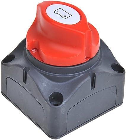 Pro Plus 347036 Trennschalter Für Batterie 12 48 V Mehrfarbig Auto