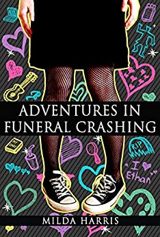 Adventures in Funeral Crashing: Cozy Mystery (Funeral Crashing Mysteries Book 1) by [Harris, Milda]