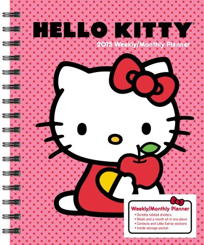 (Hello Kitty Engagement Calendar (2015) by Day Dream (July 05,2014))