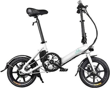 SZPDD FIIDO D3 Bicicleta eléctrica Plegable Tres Modos de ...