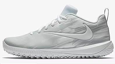 d725eff9cb23 Amazon.com   Nike Vapor Varsity Low Turf Lax Mens 923492-102 Size 15 ...