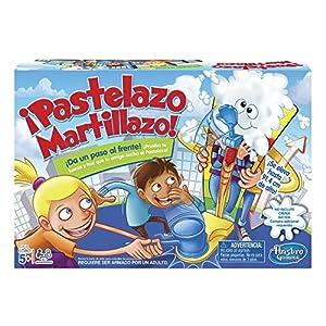 Hasbro gaming juego de mesa pastelazo martillazo amazon for Ni si ni no juego de mesa