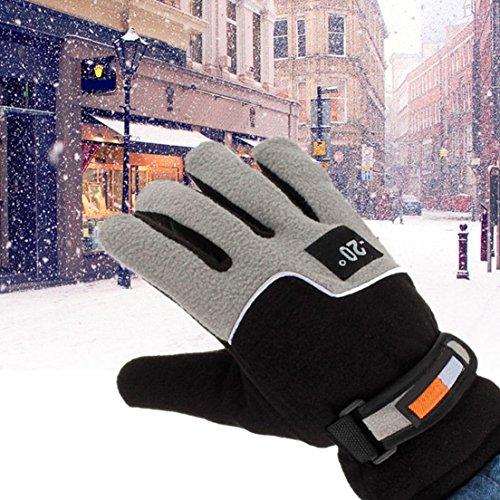 Thermal Motorbike Gloves - 6