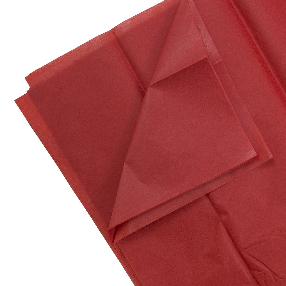 JAM Paper® Tissue Paper - Red - 10/pack JAM Paper & Envelope