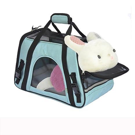 Paquetes de mascotas Bolsa de viaje, mochila plegable Caja de perro portátil Paquetes de perros