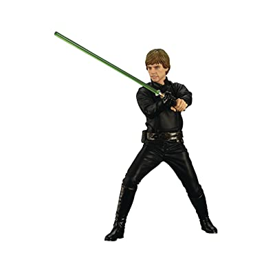 Kotobukiya Star Wars: Return of The Jedi: Luke Skywalker Artfx+ Statue: Toys & Games