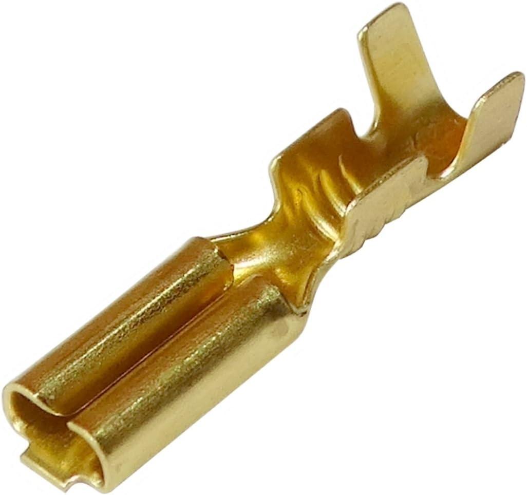 10x Cosses /électriques femelle plate 2.8mm 0.5mm 0,5-1mm2 Aerzetix