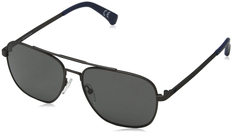 Calvin Klein 205W39nyc CKJ150S 008 54 Gafas de sol, Matte ...