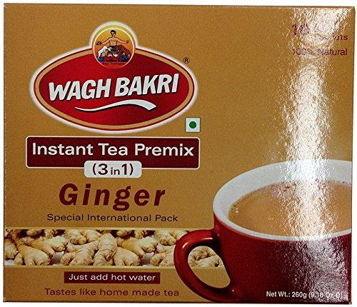 Wagh Bakri Ginger Tea 10ct by Wagh Bakri