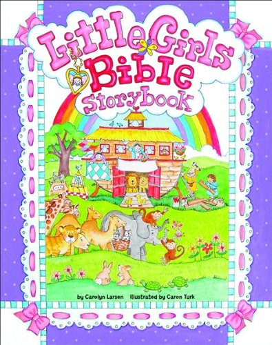 Little Girls Bible Storybook