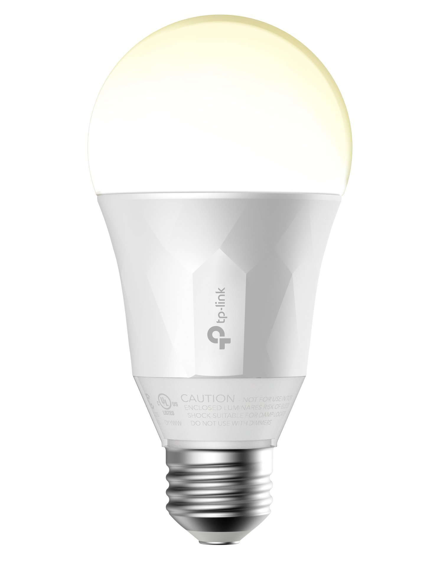 Kasa Smart Wi-Fi LED Light Bulb by TP-Link - Soft White, Dimmable, A19, No Hub Required, Works with Alexa and Google Assistant (LB100) by TP-Link (Image #3)