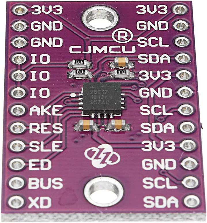 LaDicha 2817 Ds28E17 Can//CNA Iic De Module De Capteur De Pont Ma/ître /À 1 Fil vers I2C
