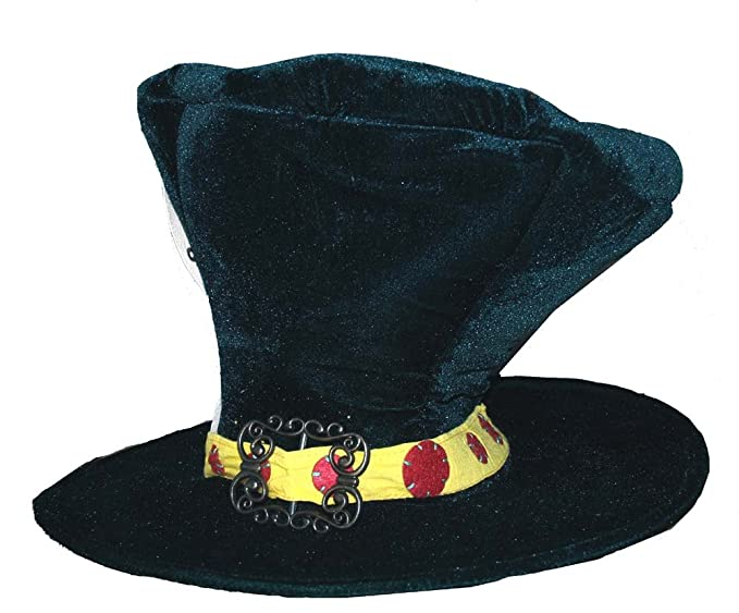 Image Unavailable. Image not available for. Color  Mad Hatter Hat Costume  Accessory d7497e3fdf3
