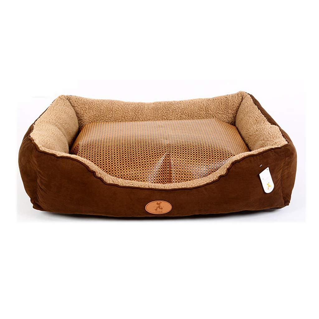 colores increíbles MXD Kennel Medium Medium Medium grande Dog Indoor Dog House Cool Pet Bed Four Seasons Universal (Talla   S) grande  están haciendo actividades de descuento