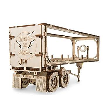 Ugears En Transmission Mécanique Bois Bricolage Modèle De Assemblé l1FK3JcTu5