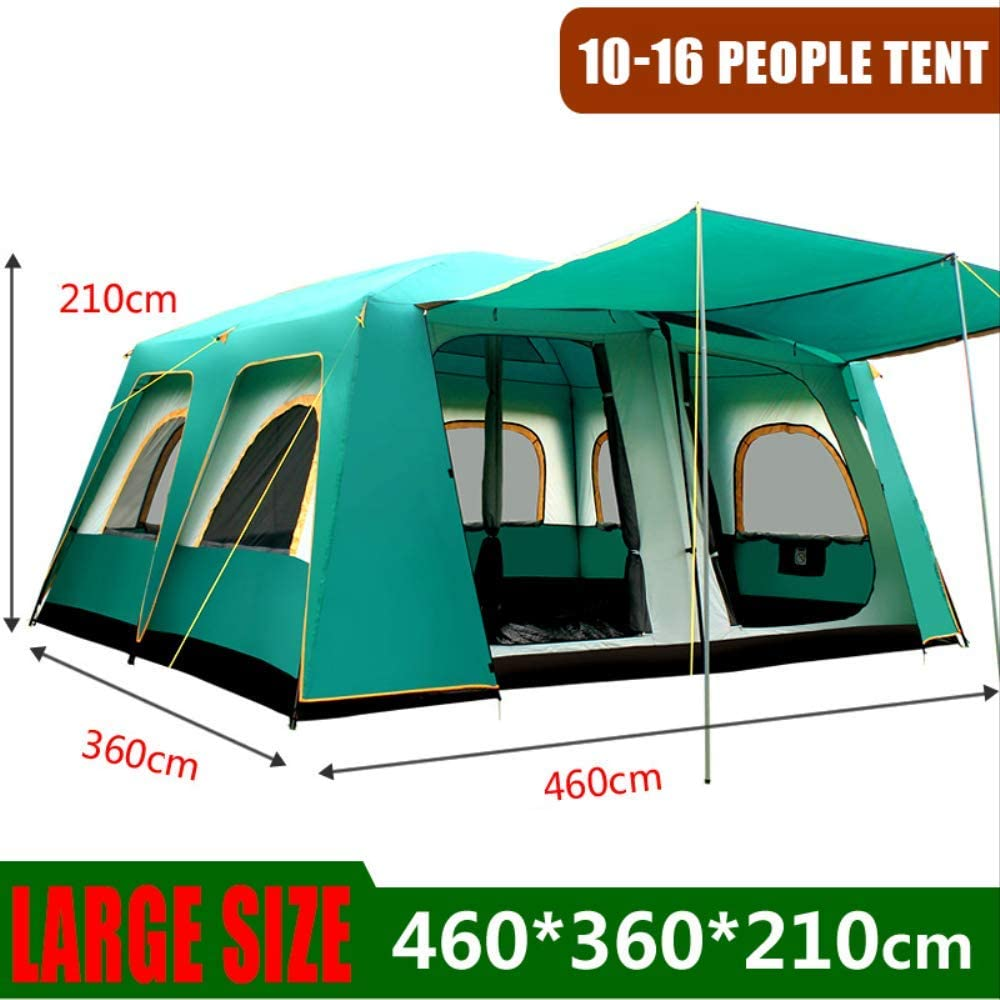dongdada Outdoor Large Tents 460 x 360 x 210 cm Large