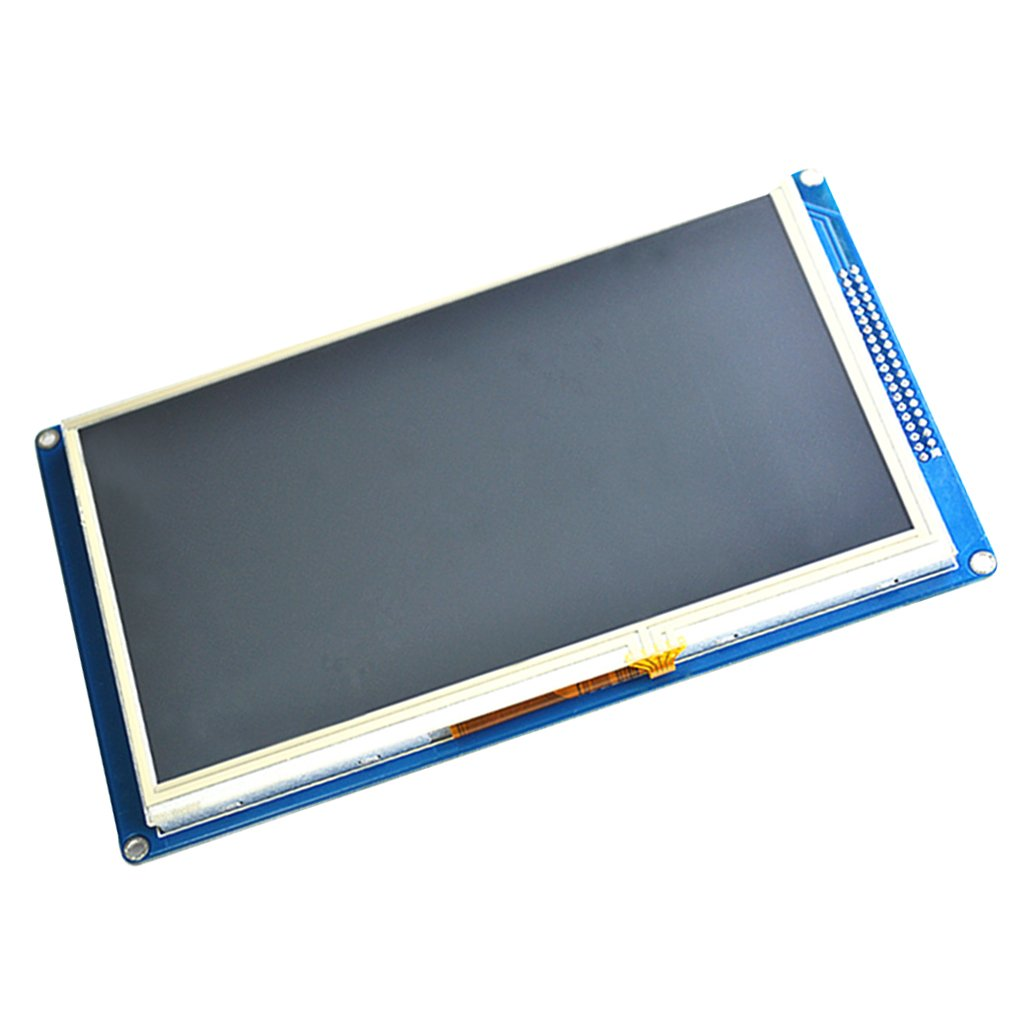 Homyl 7 Inch Touch Screen TFT LCD Display Module with PCB for Arduino