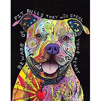 amazoncom dean russo dog love quote modern animal