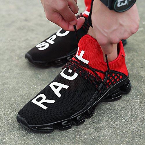 Für Billige Neue Lace Männliche Licht Männer Freizeitschuhe Mode Schuhe Licht XIANV Sneaker Rot up Atmungsaktive Super dE0qnq