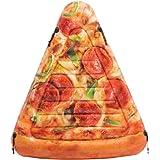 INTEX Materassino Pizza-Stampa Realistica, 175 x 145 cm, 58752