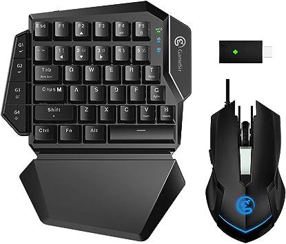 APEX Juego de teclado y ratón para Xbox One, PS4, Switch, PS3 ...