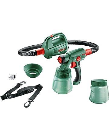 Bosch - Sistema de pulverización de pintura PFS 2000 (440W, 2 boquillas, cinturón
